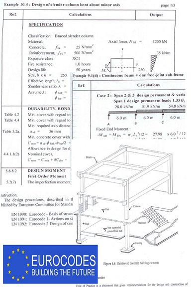 Reinforced Concrete Design to EC2   Innovacia Sdn Bhd