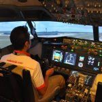 Malindo Air Flight Sim Rental